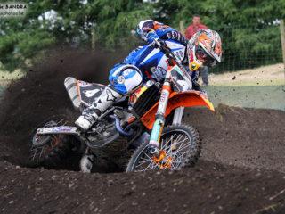Rattray won 12 motos