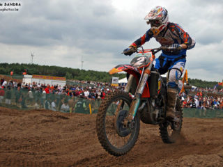 Tommy Searle in 2008