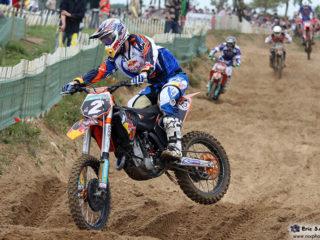 Searle won 7 motos