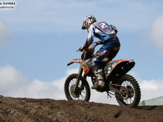 Tommy Searle, vice world champion in 2008