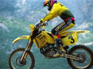 Joel Smets, again 3rd overall in 1994