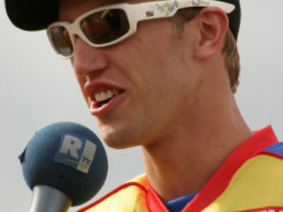 Kevin Strijbos, the vice world champion in 2006