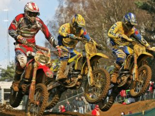 Strijbos (24), Ramon (11) and de Dycker (9): 2, 3 and 4 in 2006