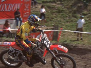 Belometti ended the season with 2 podium finishes in the final 2 GP's