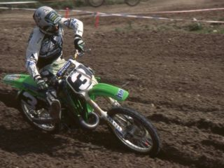 Sebastien Tortelli, the 1996 125cc champion