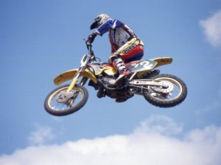 Bervoets lost 30 points to Everts in France