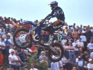 Demaria won a moto in Sweden