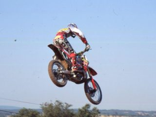 A 3rd in the final moto secured the title