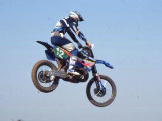 Demaria failed to score a point in 7 motos