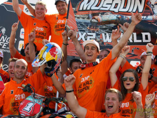 Musquin had a lot to cheer: 8gp wins