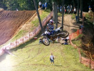 DV99 won 6 motos