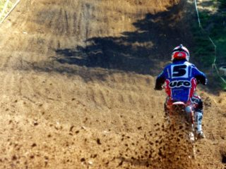Bolley won 10 motos and the title in the final moto