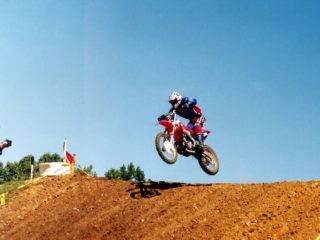 It would be a while before Everts got #1 back in 250's