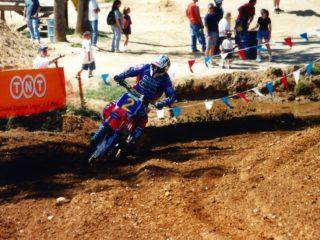 Stefan Everts riding #2